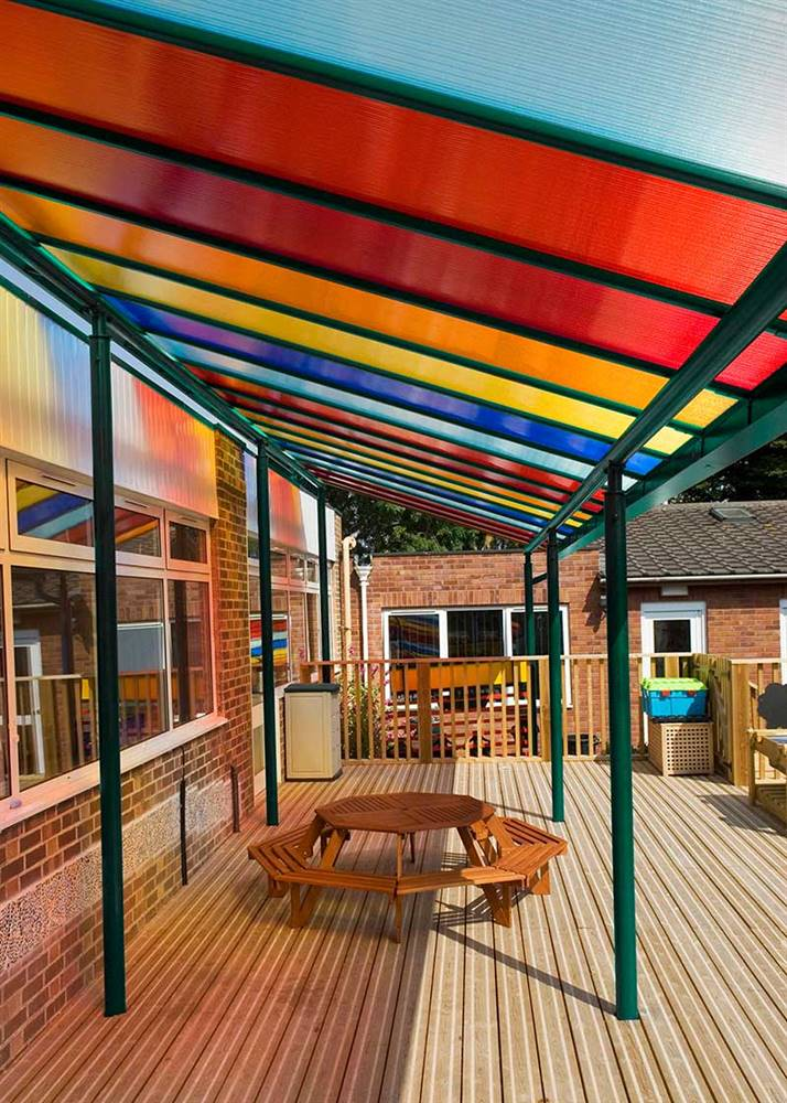 Outdoor Classrooms Shelters Amp Shade Playforce