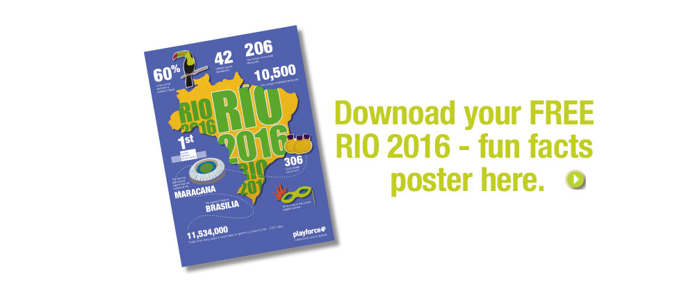 Free Rio Fun Facts Poster